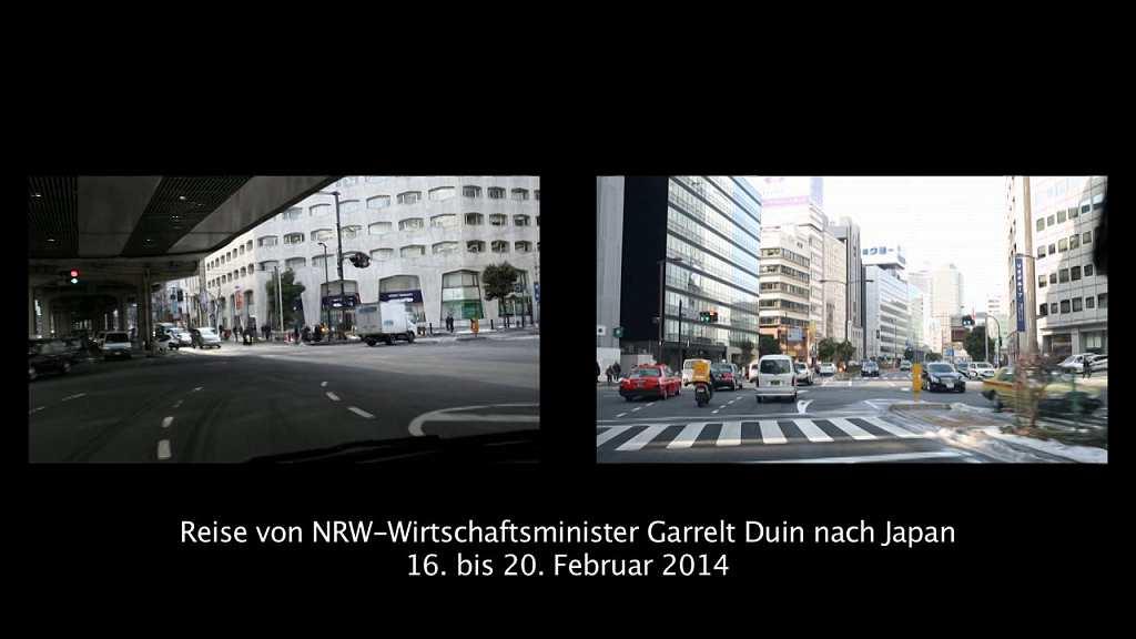 Japanreise Wirtschaftsminister Duin 2014