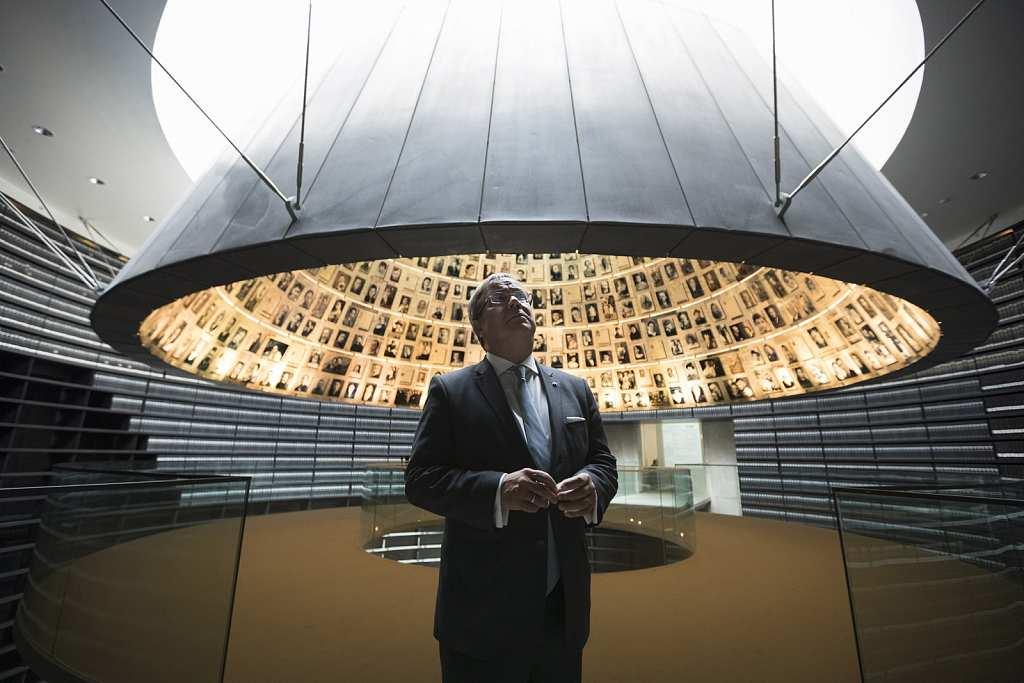 MP Armin Laschet bereist Israel